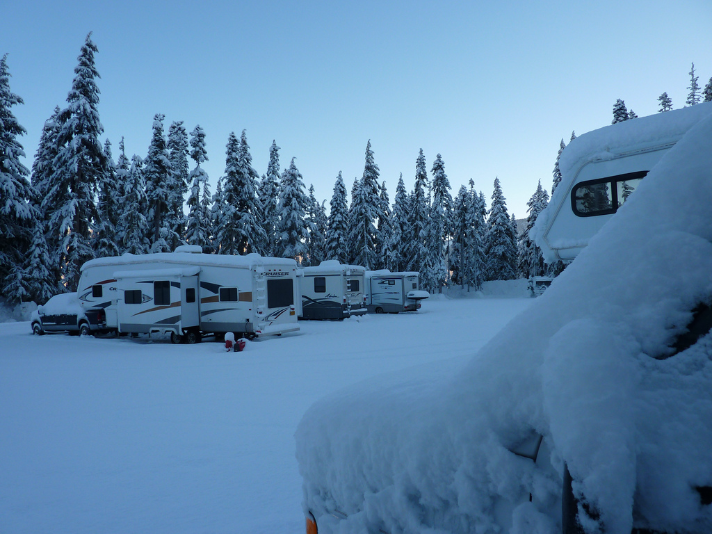 Winterizing your RV