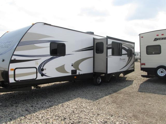2015 KEYSTONE PASSPORT 2890RL