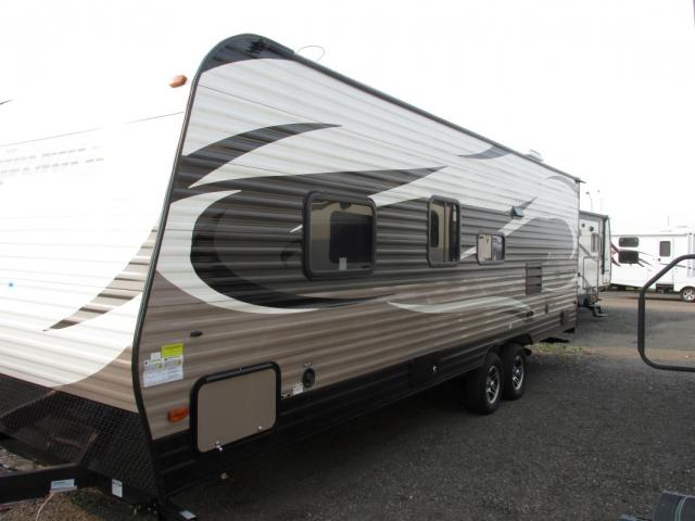2015 Travel Trailer Forest River Avenger 26bh Te