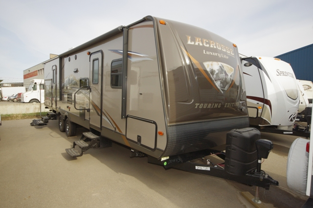 2015 Travel Trailer Forest River Lacrosse 318bhs Te