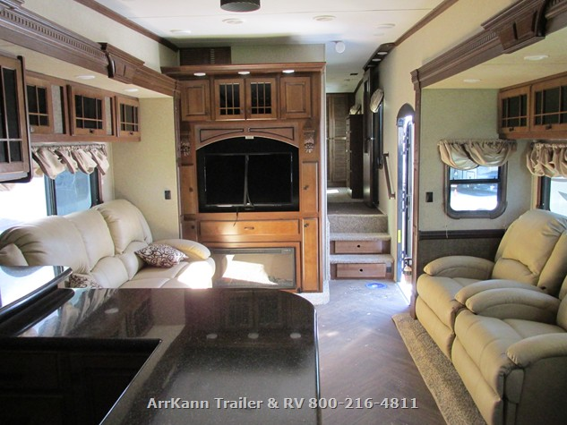 2014 fifth wheel heartland gateway 3300ml