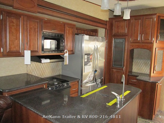 2015 Fifth Wheel Forest River Crusader 351req Te