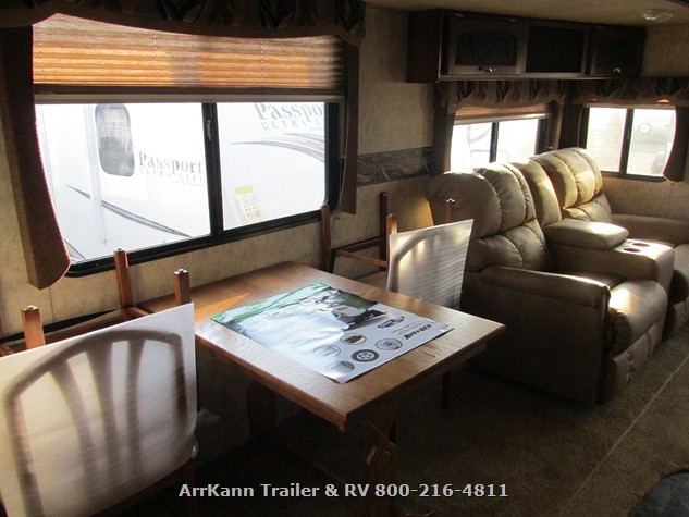 2015 Travel Trailer Forest River Avenger 33rsd Te