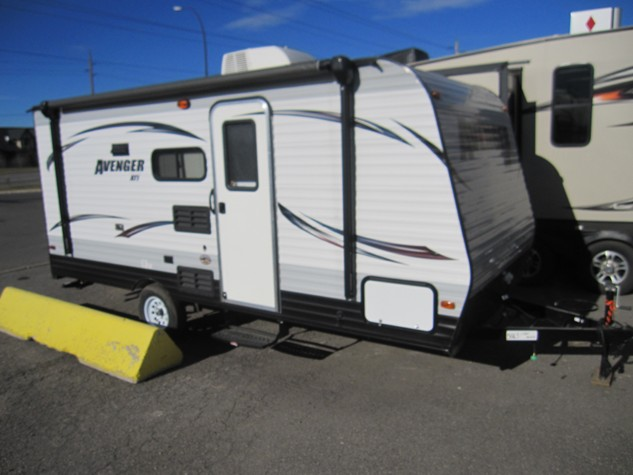 Avenger Travel Trailer Bh