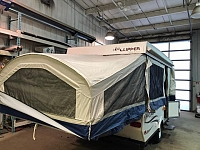 2008 COACHMEN CLIPPER 125T