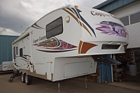 2009 COPPER CANYON SPRINTER 252RLS