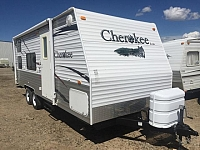 2009 FOREST RIVER CHEROKEE 23 DD