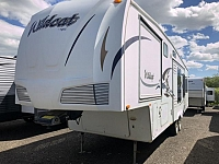 2009 FOREST RIVER WILDCAT 30LSWB