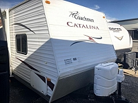 2010 FOREST RIVER CATALINA 26BH