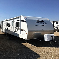 2011 FOREST RIVER PALOMINO T-273