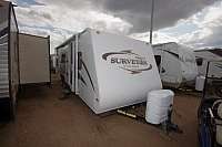2011 FOREST RIVER SURVEYOR SP280