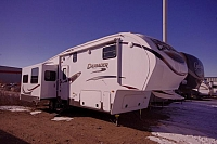 2012 FOREST RIVER CRUSADER 320