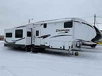 2012 FOREST RIVER CRUSADER 320 RLT