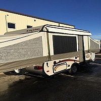 2014 FOREST RIVER VIKING 2485ST