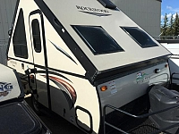 2015 FOREST RIVER ROCKWOOD A122BH