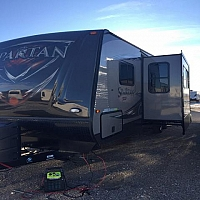 2015 FOREST RIVER SPARTAN 3010