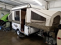 2015 FOREST RIVER VIKING 1706LS