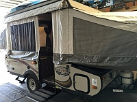2015 FOREST RIVER VIKING 2105ST