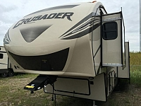 2017 FOREST RIVER CRUSADER 321RES