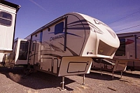 2016 FOREST RIVER CRUSADER 322RES