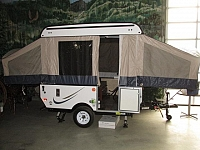 2016 FOREST RIVER VIKING 1706LS