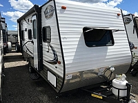 2016 FOREST RIVER VIKING 17RD