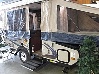2016 FOREST RIVER VIKING 2105ST