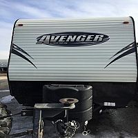2017 FOREST RIVER AVENGER 32FBI