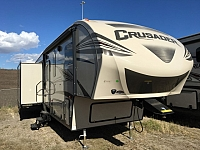 2017 FOREST RIVER CRUSADER 294RLT