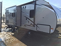 2017 FOREST RIVER TRACER 238AIR