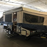 2017 FOREST RIVER VIKING 2108ST