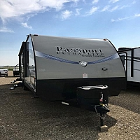 2017 KEYSTONE PASSPORT 3350