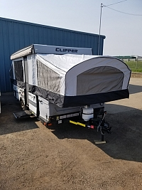 2018 FOREST RIVER CLIPPER 1285SST