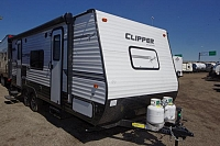 2018 FOREST RIVER CLIPPER 21 FQS