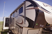 2018 FOREST RIVER CRUSADER 338 RSK