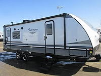 2018 FOREST RIVER SURVEYOR 251 RKS