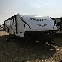 2018 FOREST RIVER TRACER 24 DBS
