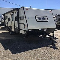 2018 FOREST RIVER VIKING 17FQ