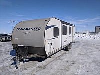 2019 GULF STREAM TRAILMASTER 257 RB