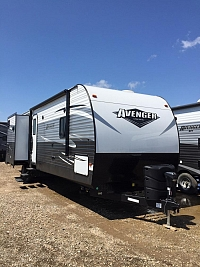 2019 FOREST RIVER AVENGER 32 BIT - SP