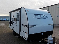 2019 FOREST RIVER PTX 160 BH