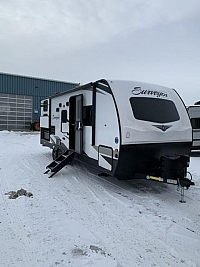 2019 FOREST RIVER SURVEYOR 245 BHS