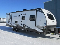 2019 FOREST RIVER SURVEYOR 267 RBSS