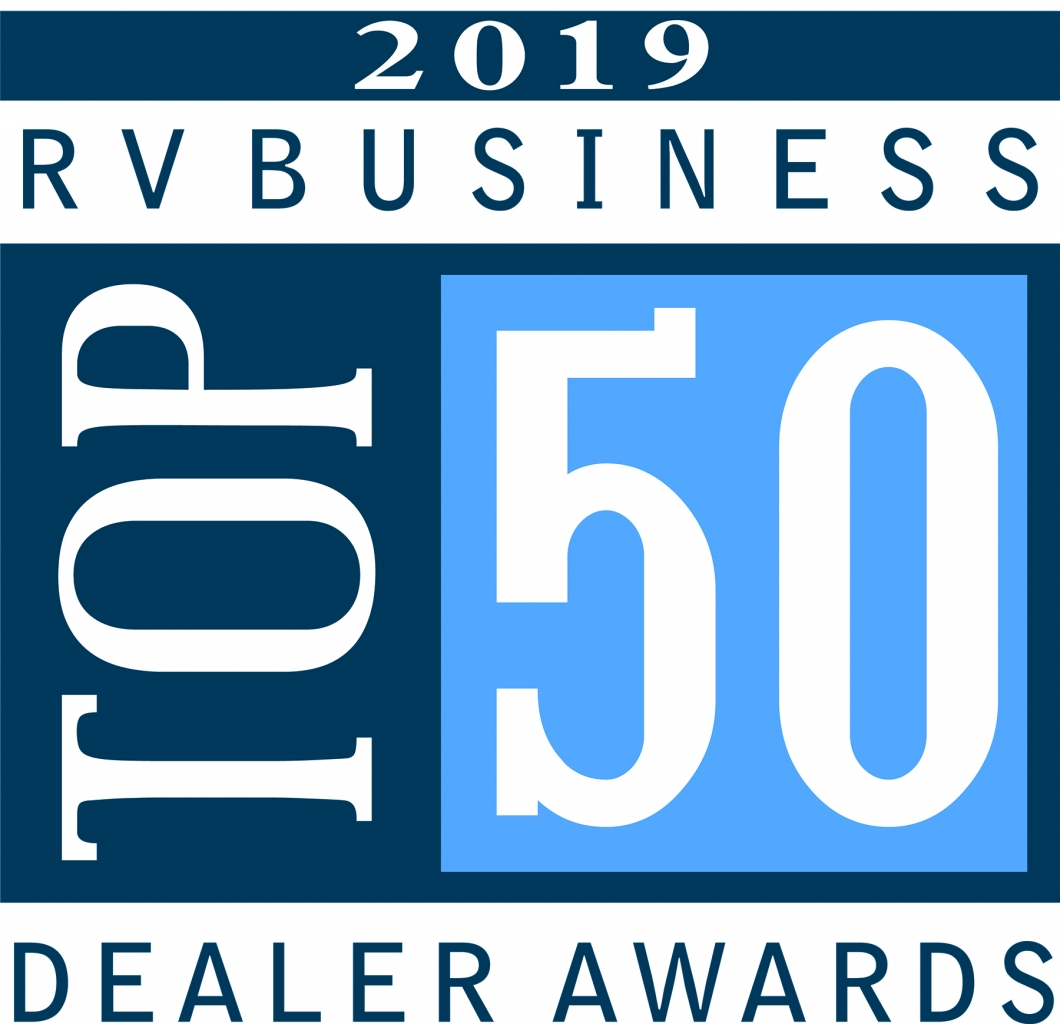 Fab Top 50 Award: ArrKann RV Receives 2019 RVBusiness Top 50 Dealer Award! Blogs