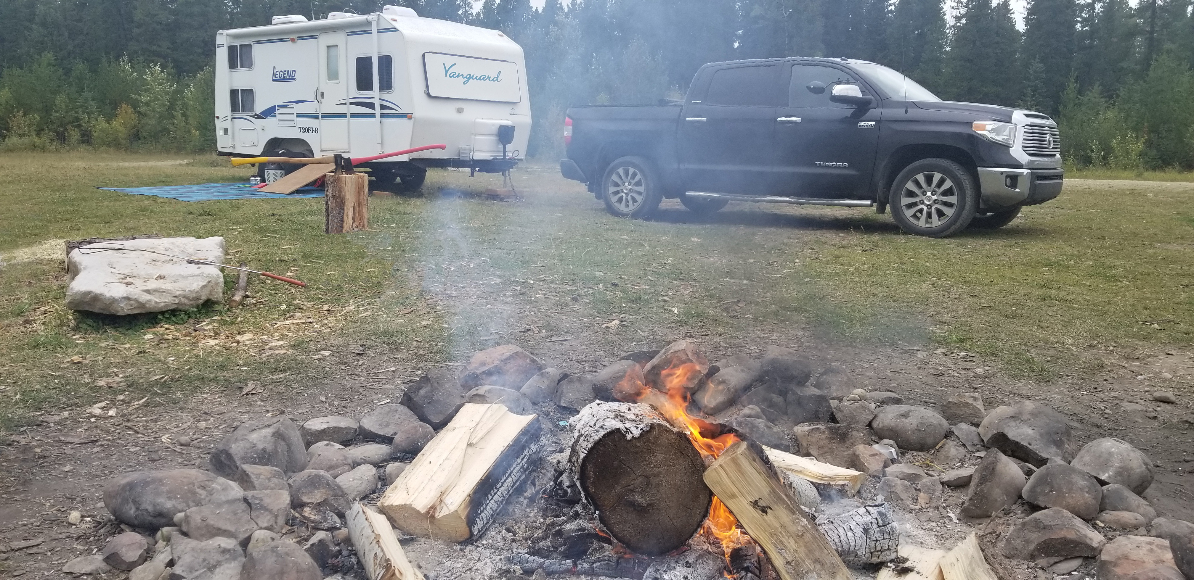 CAMPING TO OPEN JUNE 1ST!!!!