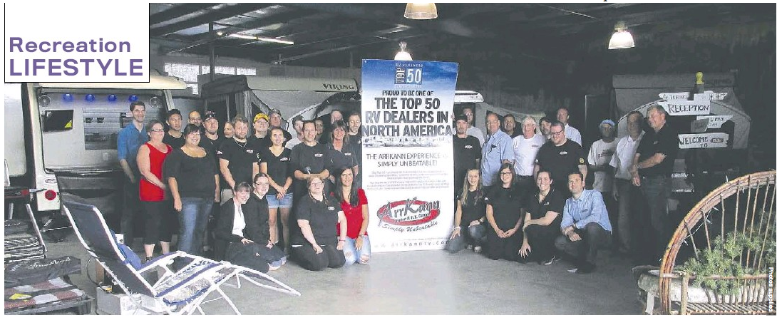 ArrKann RV Celebrates 40 Years