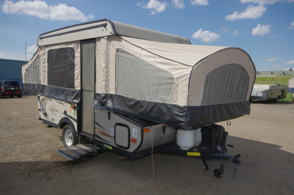 2015 FOREST RIVER CLIPPER 105ST
