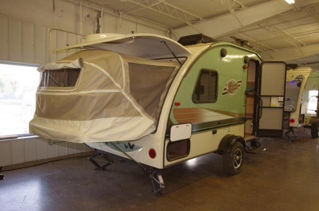 Sold 2016 Forest River R Pod Rpt176t