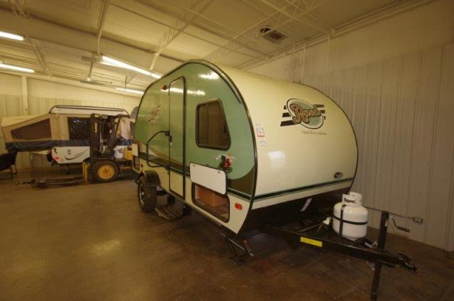 2016 FOREST RIVER R-POD RPT183G