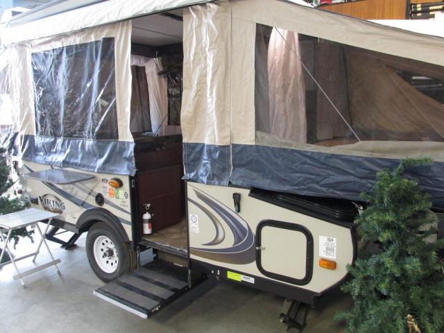 2016 FOREST RIVER VIKING 2105 ST